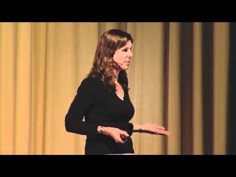 What Makes Us Human: Katie Redford at TEDxDePaulU