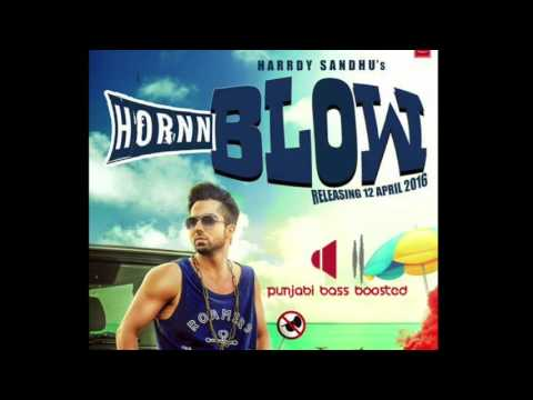 Hardy Sandhu: HORNN BLOW [BASS BOOSTED] | Jaani | B Praak | New Song 2016 | T-Series thumbnail