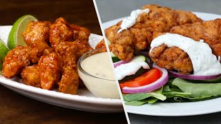 7 Seriously Yummy Ways To Make Fried Chicken • Tasty