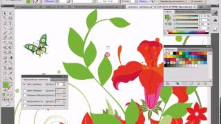 Видео урок по Adobe Illustrator - 13