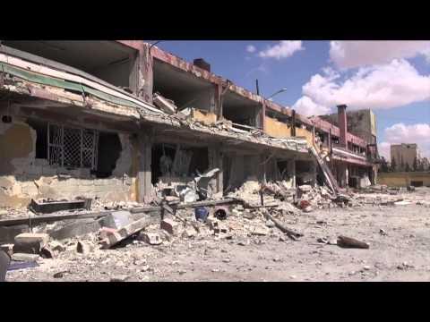 Syrian Rebels Dismiss 'Talk' Of U.S. Strikes Against ISIS In Syria