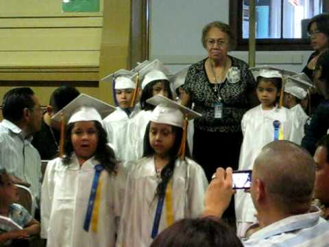 Henry D. Lloyd Graduacion Kinder 2009