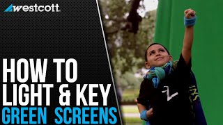 Dave Cross: Making Children's Portraits Easy with Green Screen