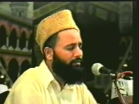 Huzoor Aisa Koi Intezam Ho Jaye   Syed Fasihuddin Soharwardi   with lyrics !!