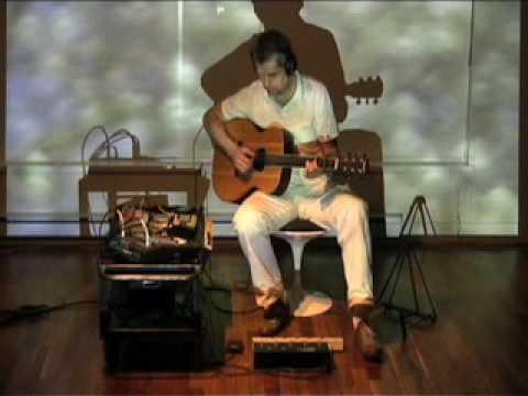 Guitar Looping Performance 2  David Young