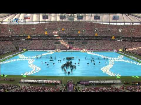 EURO 2012 Opening Ceremony (HD) (08.06.2012)