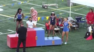 2017 Masters Meet - Girls & Boys 100 meters