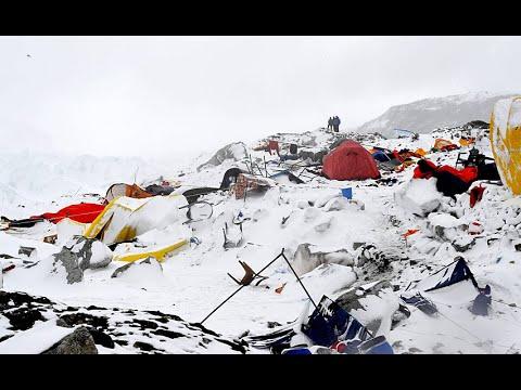 Nepal earthquake: British Army Captain climbing Mount Everest still feeling aftershocks