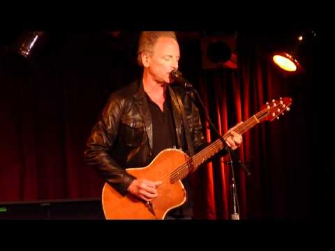 Lindsey Buckingham - Bleed to Love Her @ BB King Blues Club in NYC 6/4/2012