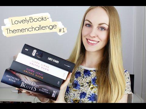 LOVELYBOOKS THEMENCHALLENGE   Die ersten 10 Bücher