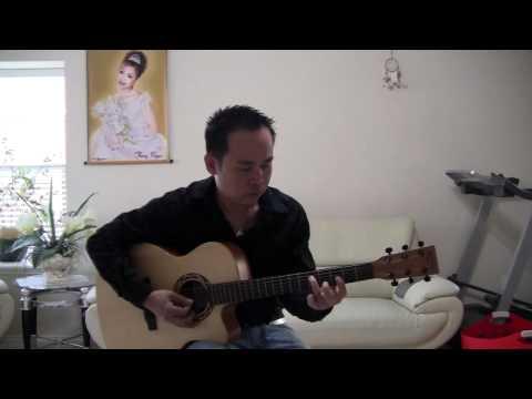 Tinh Le Dem Buon Guitar