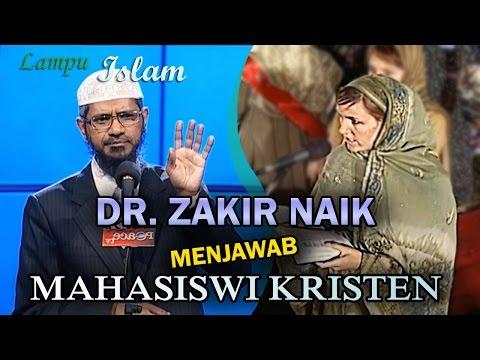 Apakah Yesus Anak Tuhan? | Dr. Zakir Naik