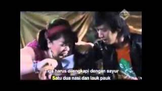 D Masiv Cinta Ini Membunuhku Parodi Lima Ini Minum Susu   The Hits Trans TV Digital