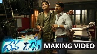Devadas Making Video @ Nagarjuna ,Nani ,Rashmika, Aakansha Singh