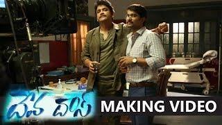 Devadas Making Video @ Nagarjuna ,Nani ,Rashmika, Aakansha Singh