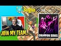 Tfue *AMAZED* Spectating Pros Late Game in Champion Series!
