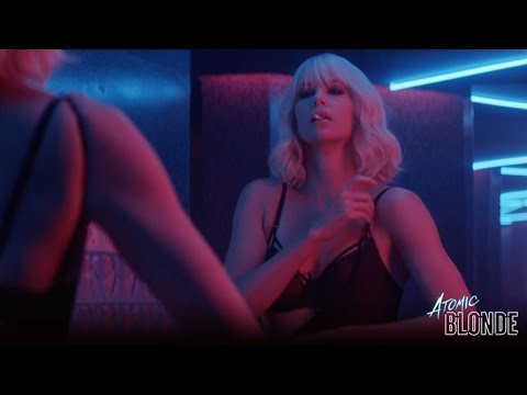 Atomic Blonde -  Official Trailer #2 [HD] streaming vf