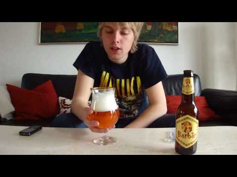 TMOH - Beer Review 94#: Barbar Blonde Belgian Honey Ale