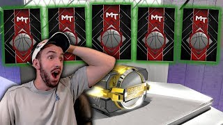 I PULLED THE BEST SHOOTER OF ALL TIME!! Throwback Pack Opening in NBA 2K18 MyTeam