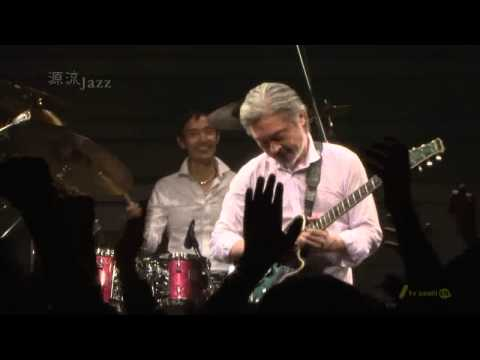 CASIOPEA 3rdYAMAHALive? 7.Galactic Funk 8.Asayake BACK STAGE INTERVIEW.