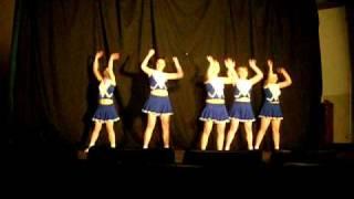 Opening Dance -Debbie Does Dallas