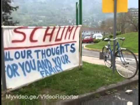 Шумахер вышел из комы Michael Schumacher out of coma შუმახერი კომიდან გამოვიდა