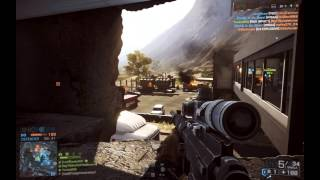 Battlefield 4 | Ekip | İnanılmaz Recon Gameplay