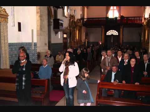 Can��o Nova Portugal em Miss�o na igreja Matriz de Cortega�a-Ovar no dia 20-11-2011