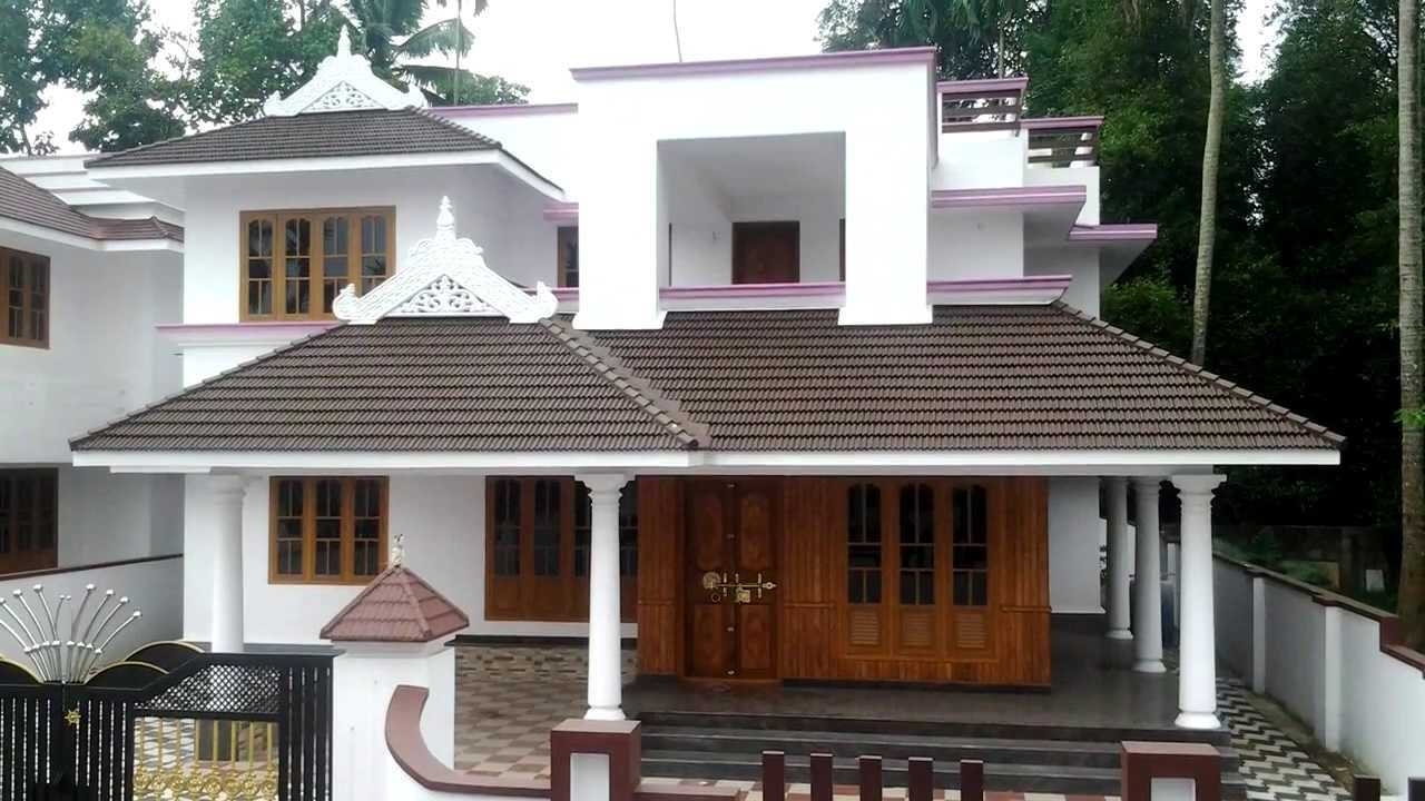 Luxury beautiful house in kalady ernakulam kerala youtube for Beautiful house photos in kerala