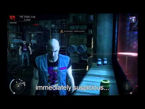 Hitman Absolution Disguise System Fail