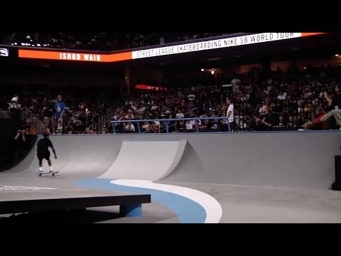 SLS Throwback | Ishod Wair Mind Blowing Fs Feeble