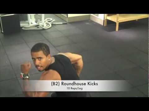 Warrior Workout - Tom Hardy & Joel Edgerton