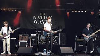 The Native Waves - Live at Wake'n'Jam 2016