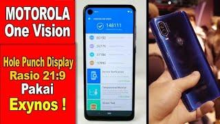 Motorola One Vision Indonesia - Penantang Pixel 3a di Amerika