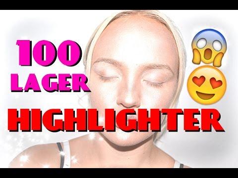 100 LAGER HIGHLIGHTER!!