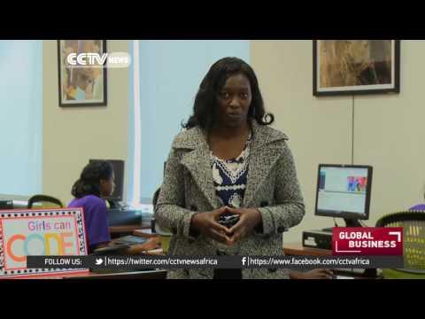 Ethiopian Schoolgirls Learn ICT Skills
