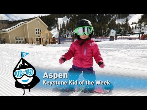 Keystone Kid of the Week - Aspen
