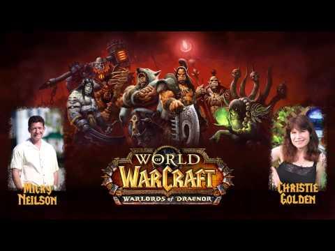 Warcraft LORE Interview: HELLSCREAM - with M. Neilson/C. Golden
