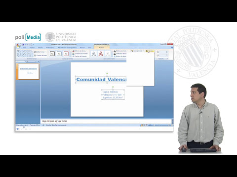 MOOC Introducción Powerpoint. Formatos de Texto. © UPV