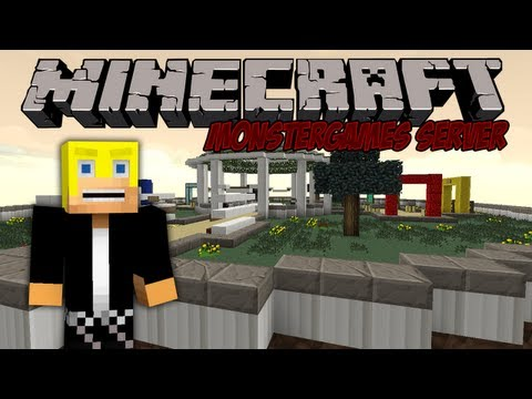 Minecraft - Hunger Games Server 1.5.2 Vorstellung [24/7] - Premium / Cracked