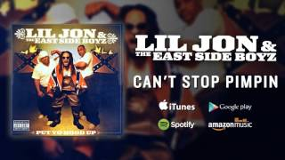 Watch Lil Jon Cant Stop Pimpin video