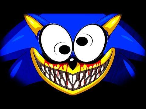 САМЫЙ УПОРОТЫЙ СОНИК.EXE [Sonic.Exe]
