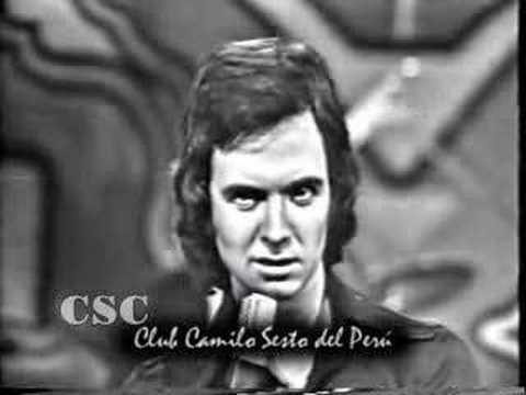 Camilo Sesto - Mendigo