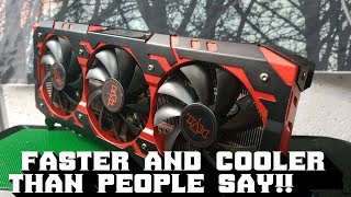 Vega 64 it is faster than a gtx 1080 and mixes it with an rtx 2070!!