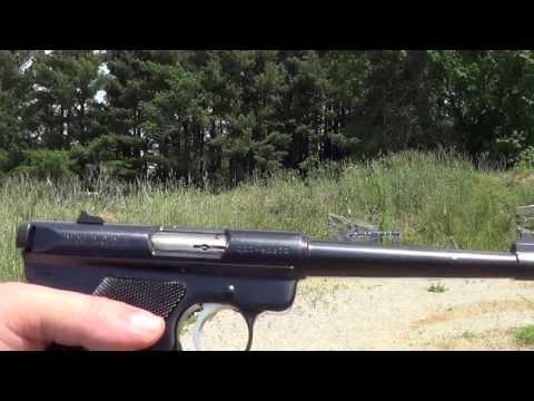 Ruger Mk II Pistol 22LR