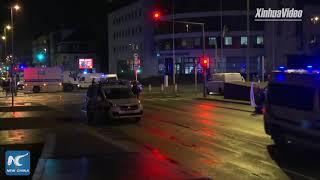 Four die in shooting in Strasbourg, France