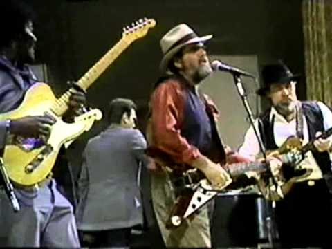 Lonnie Mack, Albert Collins&Roy Buchanan