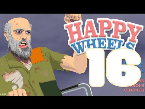 HAPPY WHEELS - HAPPY WHEELS: Episodio 16