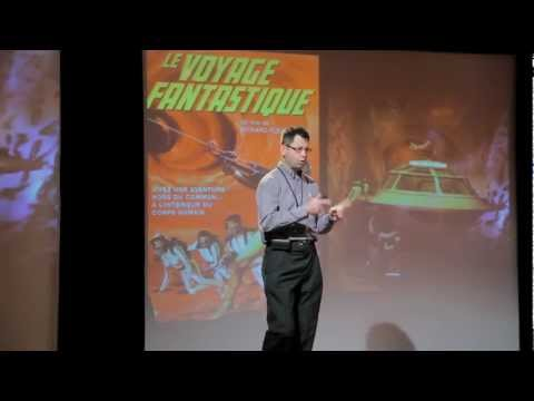 Fighting cancer with nanotechnology: Sylvain Martel at TEDxUdeM