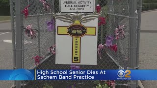 High School Senior Dies At Sachem Band Practice